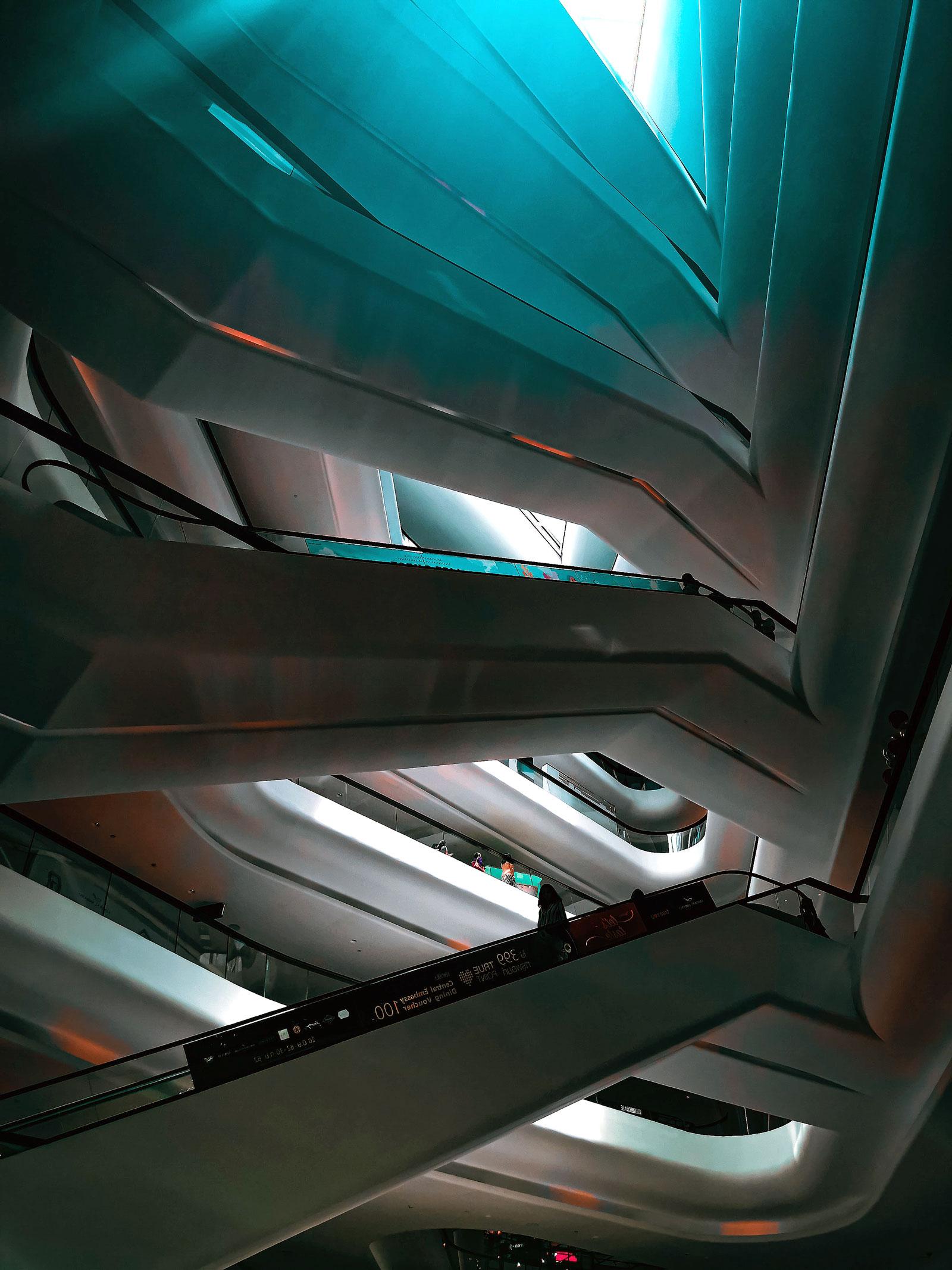 free form 3d building rendering