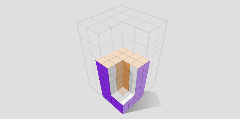 virses 3d renderings