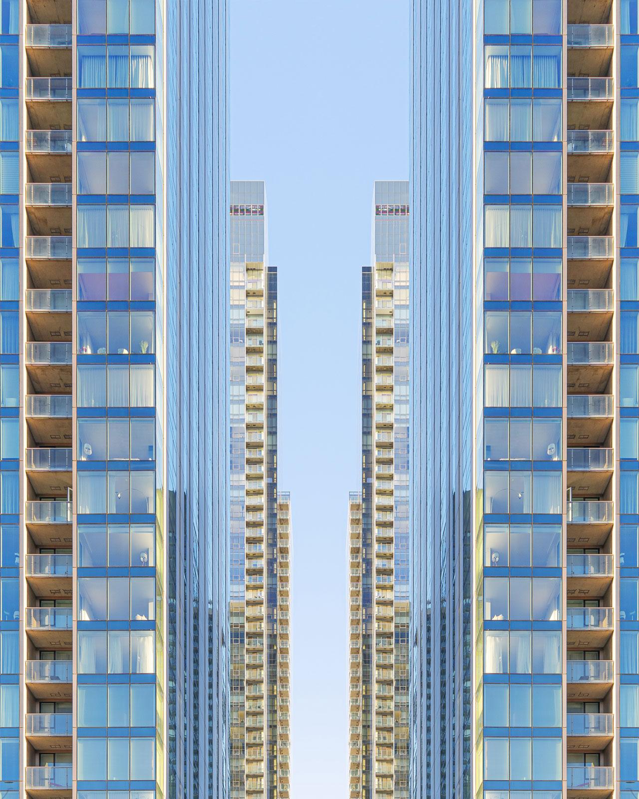 highrise 3d building rendering