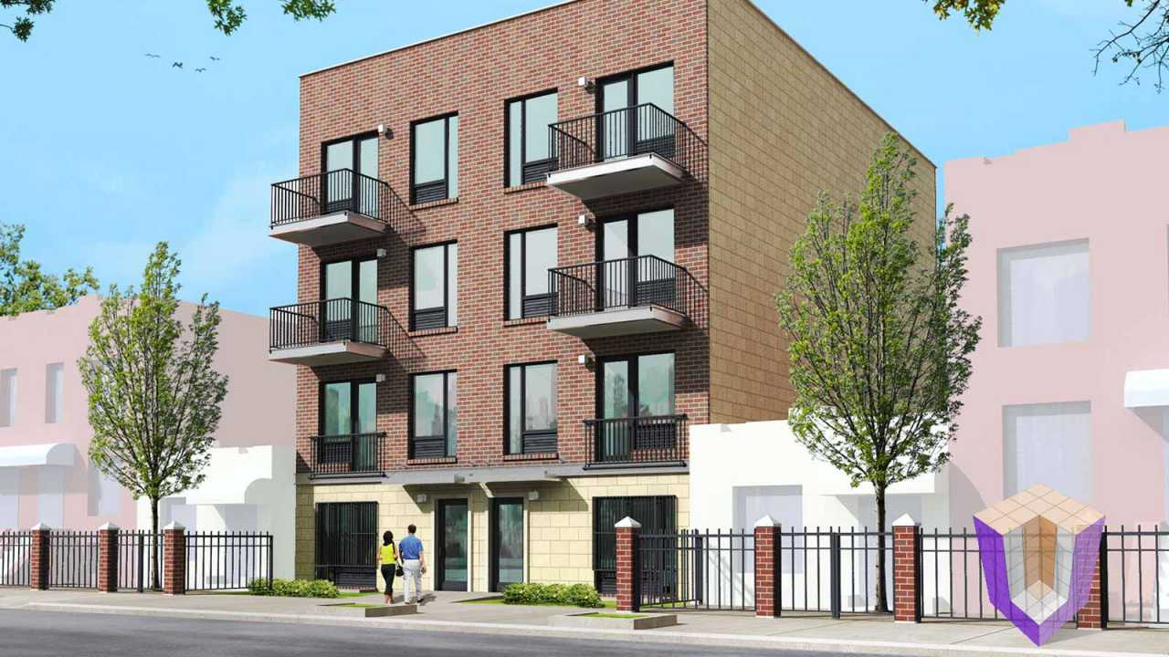 Apartment | cheap architectural renderings india
