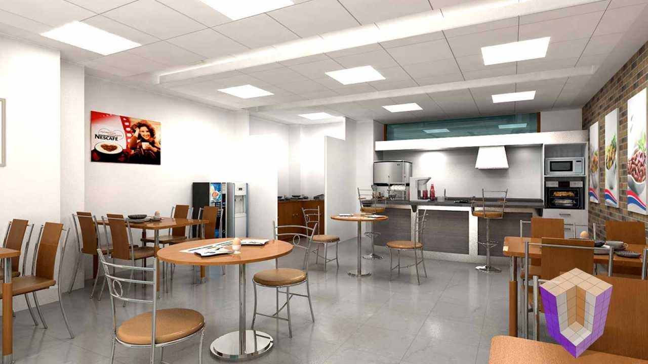 Cafe interiors | cheap architectural renderings india