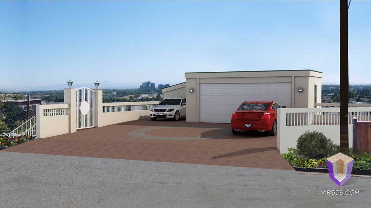 Driveway Addition and Renovation | affordable 3d rendering india