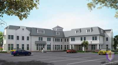 Commercial center at Long Island | Architectural Visualization