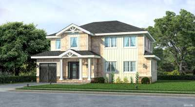 Exterior rendering for House in PlainView NewYork | 3D View