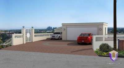 Driveway Addition and Renovation | 3D View